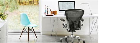aeron office chairs modern task chair herman miller