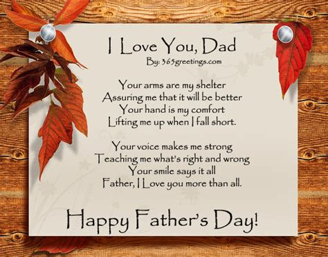 fathers day poems fathers day poems 365greetings com