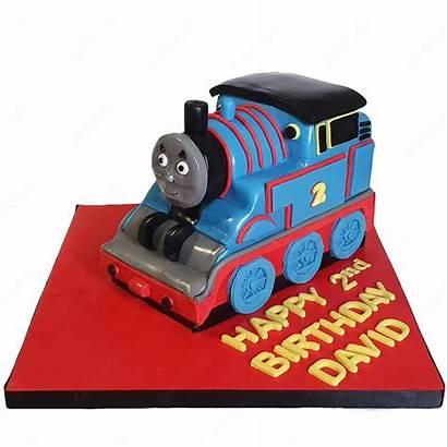 Thomas Cake Tank Engine Train Birthday Cakes