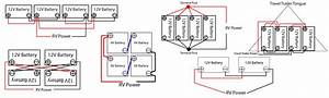 Multiple Rv Battery Wiring Diagram