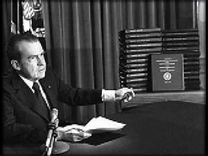 Nixon Speech on... Watergate Tape Quotes