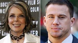 Diane Keaton has crush on Channing Tatum | The Indian Express