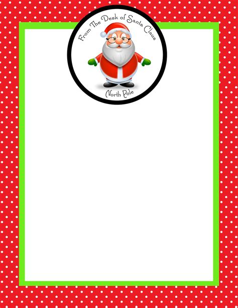 search results for free blank letter from santa template search results for letter stationery 64097