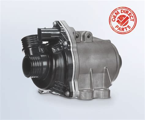 Continental Offers Vdo Oem Electric Water Pump Auto