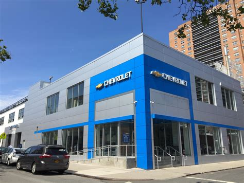 Sunrise Chevrolet In Forest Hills Queens