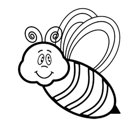 91 Busy Bee Coloring Page Bumble Pages