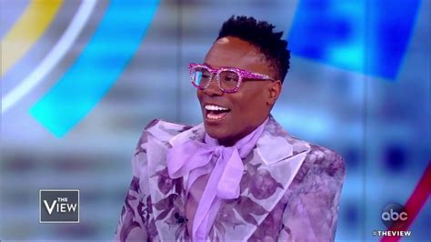 Billy Porter Serves Cataract Realness Fashion Tonys