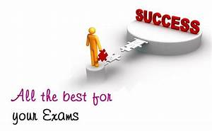 Good Luck Wishes For Exam - Wishes, Greetings, Pictures ...