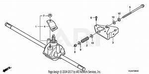 Honda Hrt216 Sda Lawn Mower  Usa  Vin  Mzcg