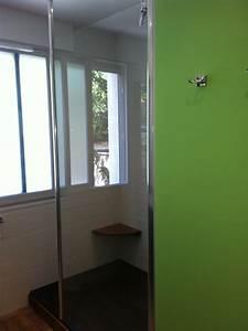 Receveur Salle De Bain : salle de bains receveur ardoise ~ Melissatoandfro.com Idées de Décoration