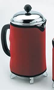 Palmpress is a personal craft coffee press for hot and cold brew coffee. Amazon.com: Red Cafetiere / Coffee Press Cozy / Coat - 8 Cup: French Presses: Kitchen & Dining