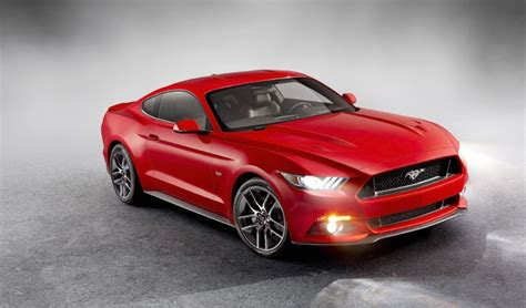 ford mustang ecoboost colors  release date