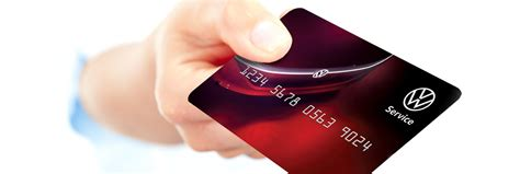 Many utility providers don't accept cards or charge a convenience fee for using one. Official Volkswagen Service Credit Card   Genuine VW ...