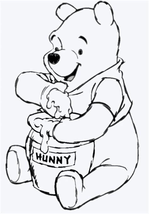 malvorlagen  beas winnie pooh