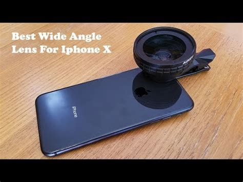 iphone wide angle lens best wide angle lens for iphone x fliptroniks 2414