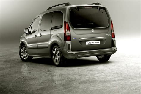 peugeot partner new peugeot partner tepee ii 2015 and 2016 with 1 6 hdi