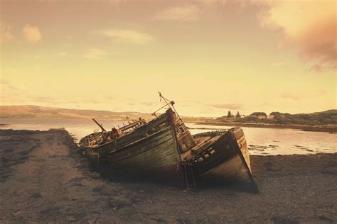 Old Boat On Beach Images by Abandoned Boats Life Of Pix