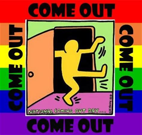 seething parents to come out of the closet