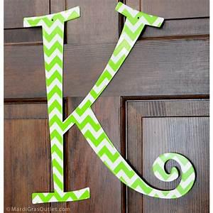 Lime A Metal : 14 lime green chevron metal letter k 1763 ~ Edinachiropracticcenter.com Idées de Décoration