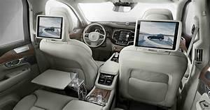 Volvo S90 Inscription Luxe : volvo xc90 le suv grand luxe luxe et concept ~ Gottalentnigeria.com Avis de Voitures