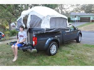 Tent Campers for Short Bed Trucks