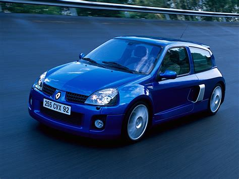 renault clio sport v6 renault clio v6 specs 2003 2004 2005 autoevolution