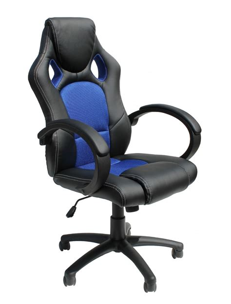 gaming chair alphason daytona office chair blue aocblu  office furniture