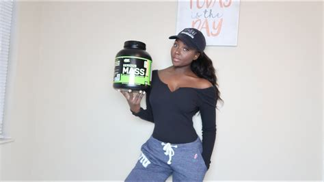 On Optimum Nutrition Serious Mass Review