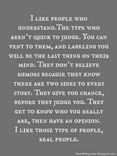 Quotes On Judging Peoples Actions