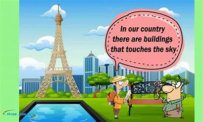 Travel Tallest Joke Building Impossible Country Things