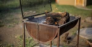 Fabriquer Un Barbecue Avec Un Bidon : brico d brouilles bbq comment faire un barbecue sans barbecue 4 photos ~ Dallasstarsshop.com Idées de Décoration