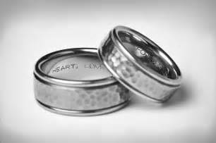 tungsten engagement rings grooms wedding rings articles easy weddings