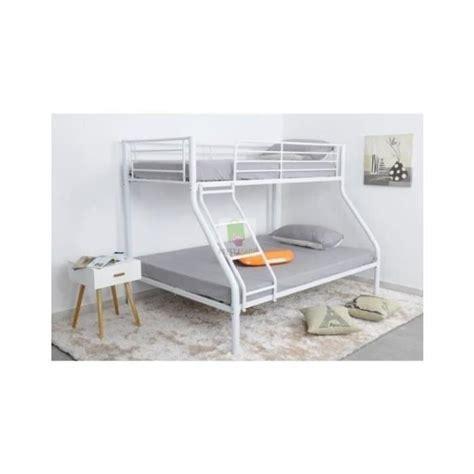 meubles de bureau d occasion lit superposé 3 places blanc achat vente lits