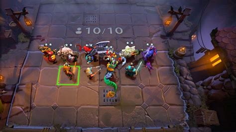 dota underlords builds   comps  win matches