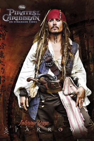 Pirates of the Caribbean  On Stranger Tides Jack