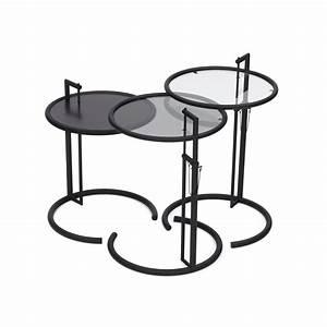 Adjustable Table E 1027 : adjustable table e 1027 nachttische von classicon architonic ~ Bigdaddyawards.com Haus und Dekorationen