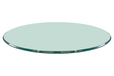 36 round glass table top 36 quot round glass table top 3 8 quot thick ogee polished tempered