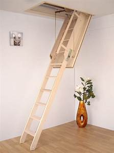Escaliers Escamotables Sur Mesure