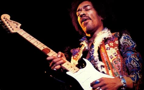 The Jimi Hendrix Experience Archives  The Riff Repeater