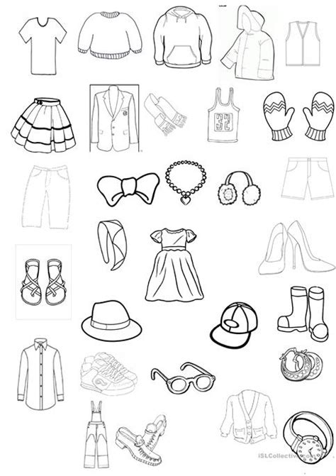 coloring cloth overalls coloring printable coloring pages