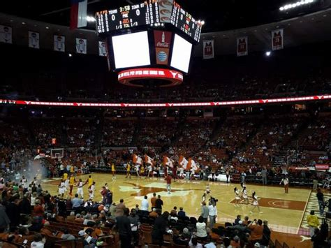 frank erwin center interactive seating chart