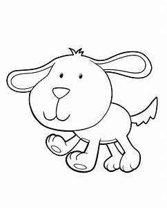 Baby Puppy Coloring Pages - Coloring Home