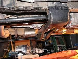 Ford Ranger Torsion Bar Suspension