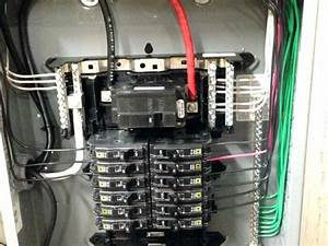 100 Amp Service Vs 200 Amp How To Wire A Amp Service Panel