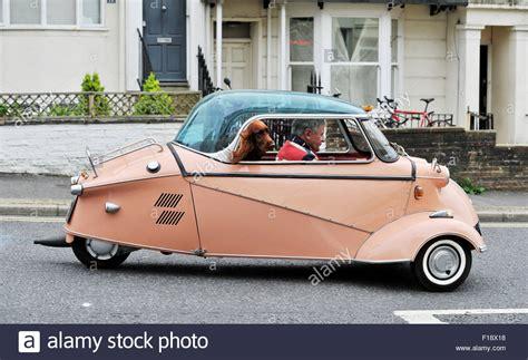 1960s Bubble Car Stock Photos & 1960s Bubble Car Stock