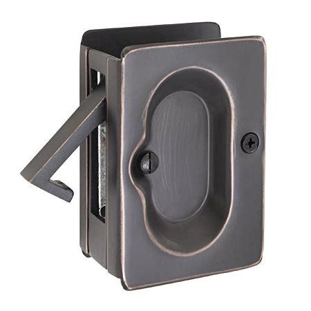 emtek pocket door hardware em2101 emtek passage pocket door hardware