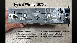 Vintage Blaupunkt Radio Wiring Diagram - Electrical And Ignition