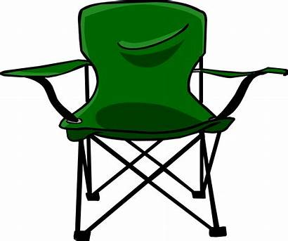 Chair Camping Clipart Folding Clip Background Clipground