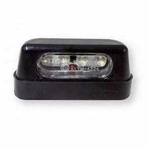 Eclairage Plaque Moto : eclairage plaque immatriculation moto leds eclairage ~ Melissatoandfro.com Idées de Décoration