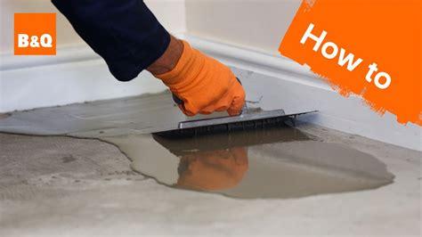 level  concrete floor part  preparation youtube